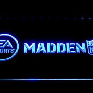 Madden NFL neon sign LED