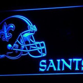 New Orleans Saints neon sign LED