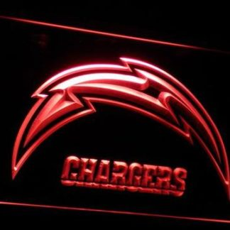 Los Angeles Chargers neon sign LED