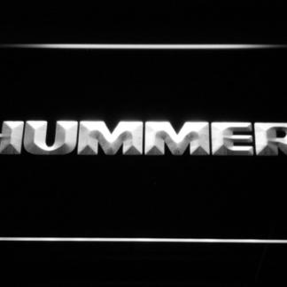 Hummer neon sign LED