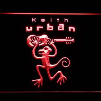 Keith Urban neon sign LED