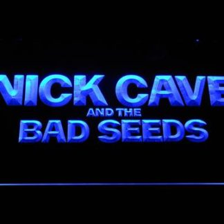 Nick Cave & the Bad Seeds neon sign LED