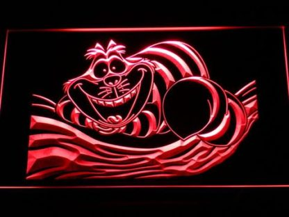 Alice in Wonderland Cheshire Cat neon sign LED