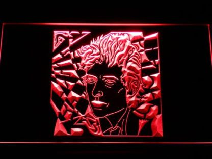 Bob Dylan neon sign LED