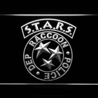 Resident Evil STARS neon sign LED
