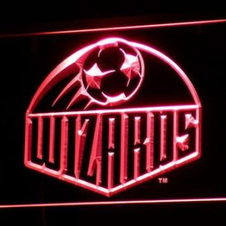 Kansas City Wizards neon sign LED