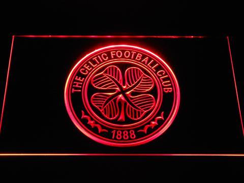 Celtic FC Emblem neon sign LED