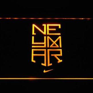 FC Barcelona Neymar Logo neon sign LED