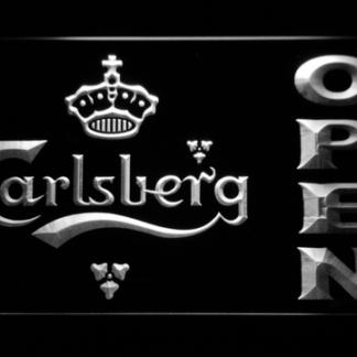 Carlsberg Open neon sign LED