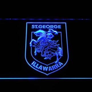St Johnstone F.C. neon sign LED