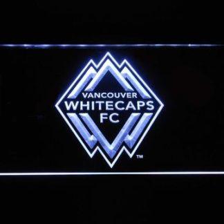 Vancouver Whitecaps FC neon sign LED