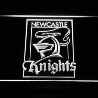 Newcastle Knights neon sign LED