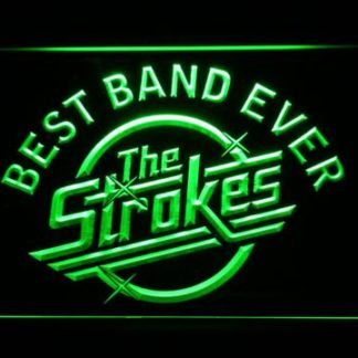 Best Band Ever The Strokes neon sign LED