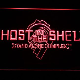 Ghost In The Shell Stand Alone Complex neon sign LED