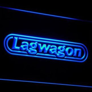 Lagwagon neon sign LED