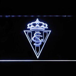 Sporting de Gijón neon sign LED
