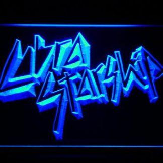 Cobra Starship neon sign LED