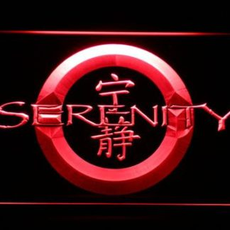 Firefly Serenity neon sign LED