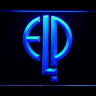 Emerson, Lake & Palmer neon sign LED