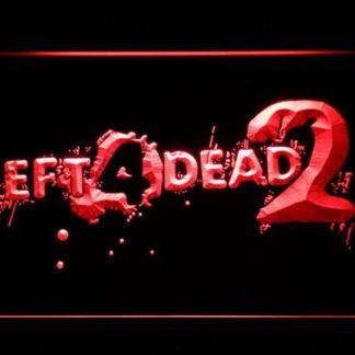 Left 4 Dead 2 neon sign LED