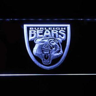 Burleigh Bears neon sign LED