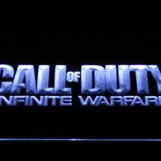 Call of Duty Infinite Warfare neon sign LED