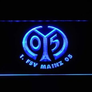 FSV Mainz neon sign LED