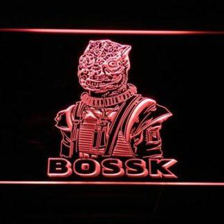 Star Wars Bossk neon sign LED