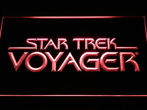 Star Trek Voyager neon sign LED