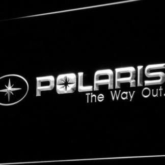 Polaris All Terrain neon sign LED