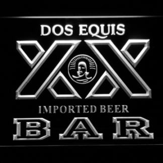 Dos Equis Bar neon sign LED