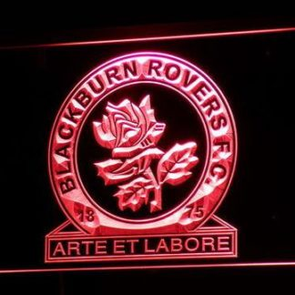 Blackburn Rovers FC neon sign LED