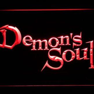 Demon's Souls neon sign LED