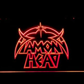 Diamond Head neon sign LED