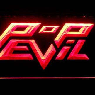 Pop Evil neon sign LED