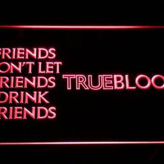 True Blood Friends neon sign LED