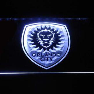 Orlando  City SC neon sign LED