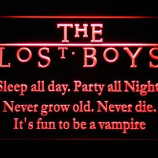 The Lost Boys neon sign LED