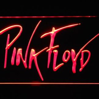 Pink Floyd Wordmark neon sign LED