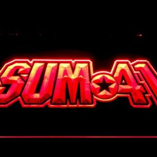 Sum41 neon sign LED