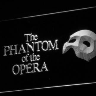 The Phantom Of The Opera neon sign LED
