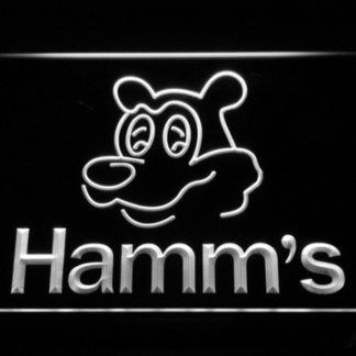 Hamm's Bear neon sign LED
