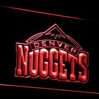 Denver Nuggets neon sign LED