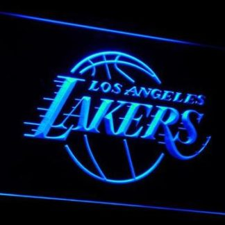 Los Angeles Lakers neon sign LED