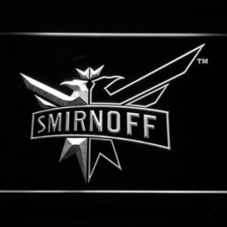 Smirnoff neon sign LED