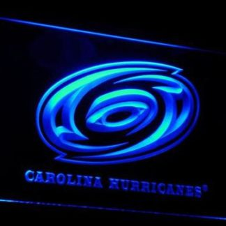 Carolina Hurricanes neon sign LED