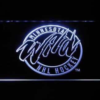 Minnesota Wild - Legacy Edition neon sign LED