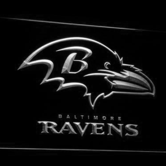 Baltimore Ravens neon sign LED