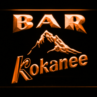 Kokanee Bar neon sign LED