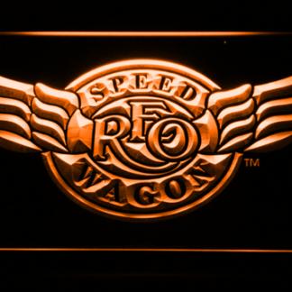 REO Speedwagon neon sign LED